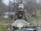A lovely 33.5 pound fish for Andy - nice one - what a beauty!