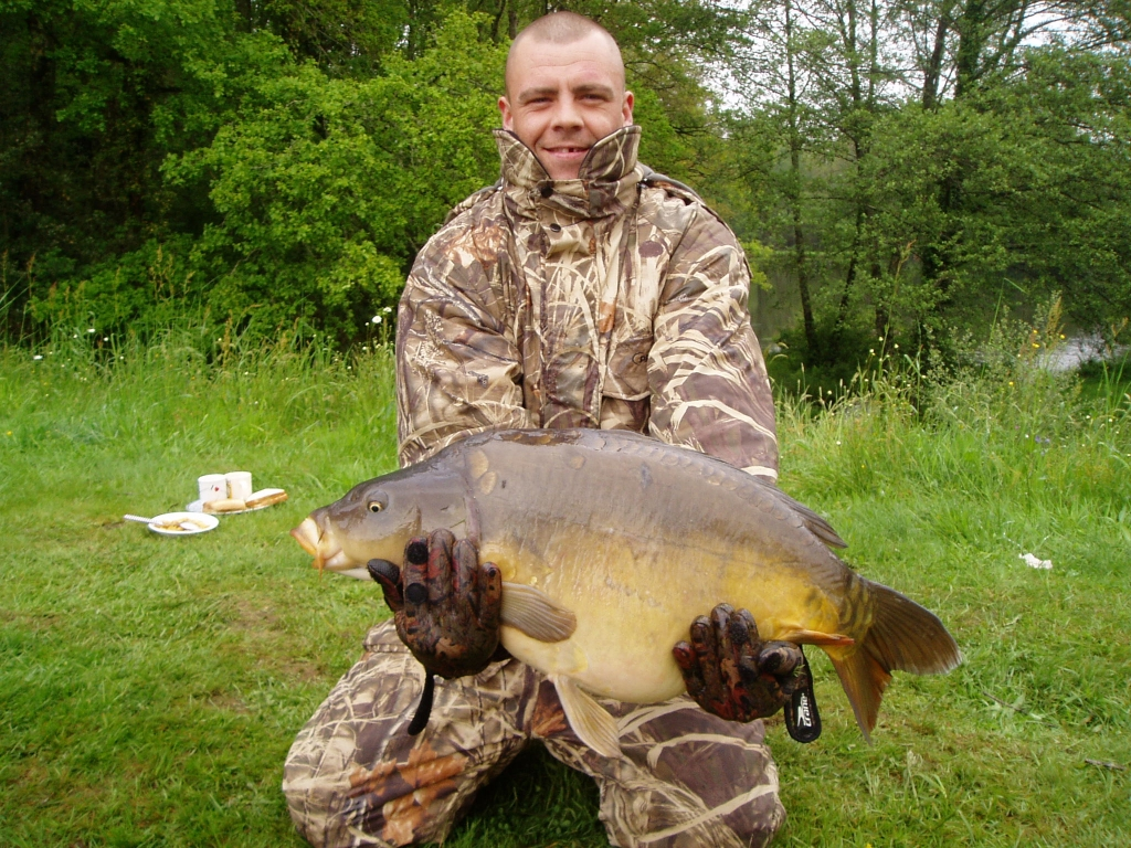 Excellent Carp Fishing in France